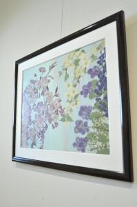 多目的室の絵画
